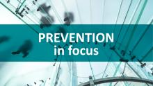 Prevention in focus: case studies thumbnail