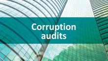 Corruption audits